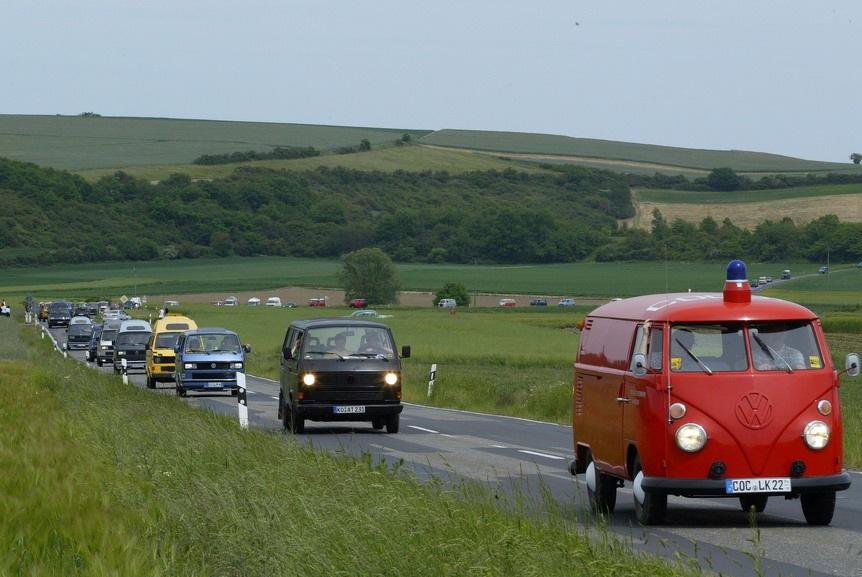 VW Bus Deutschlandtreffen 2004 - 011