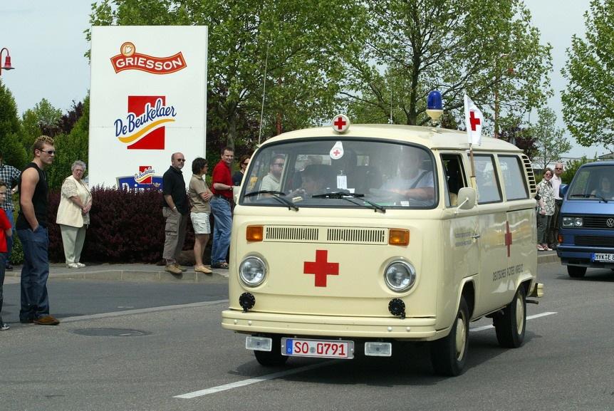 VW Bus Deutschlandtreffen 2004 - 014