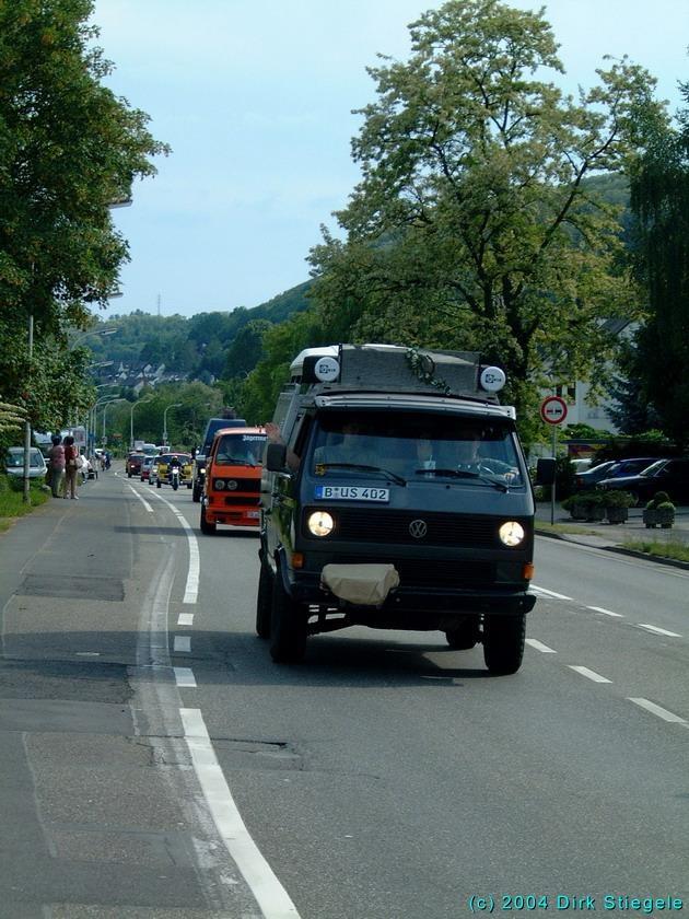 VW Bus Deutschlandtreffen 2004 - 022