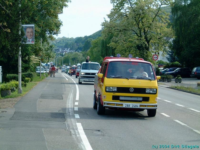 VW Bus Deutschlandtreffen 2004 - 024