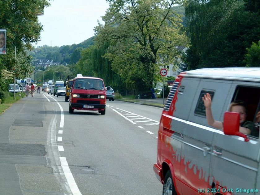 VW Bus Deutschlandtreffen 2004 - 025