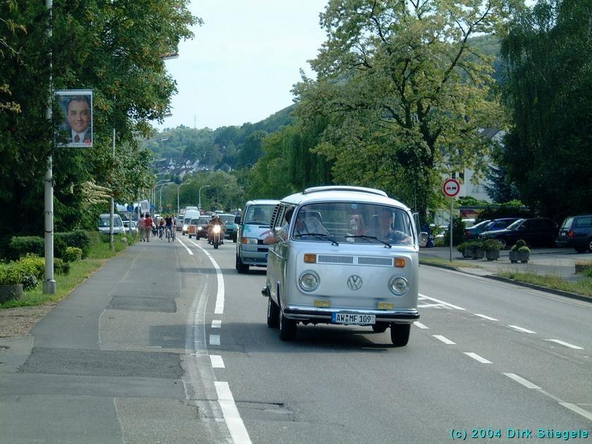 VW Bus Deutschlandtreffen 2004 - 026