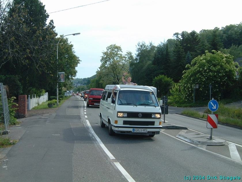 VW Bus Deutschlandtreffen 2004 - 029