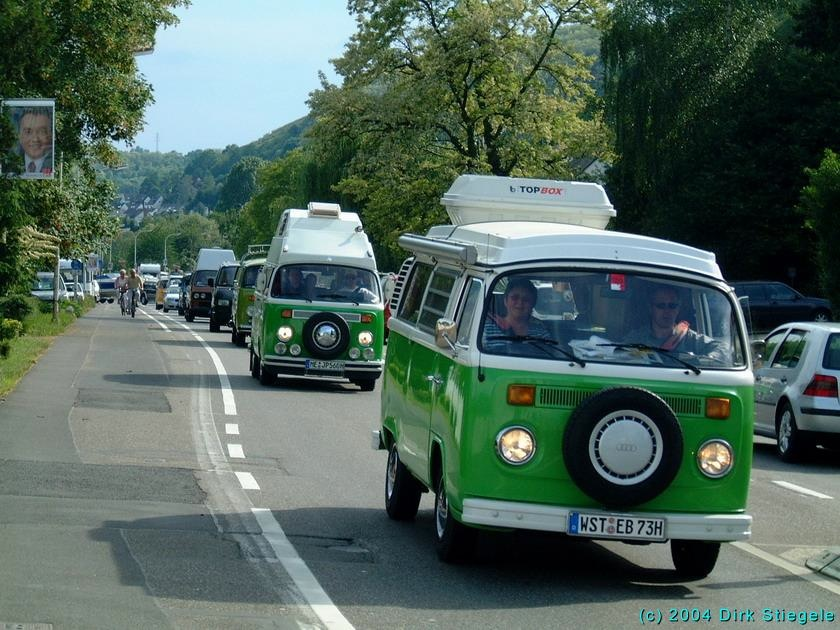 VW Bus Deutschlandtreffen 2004 - 034