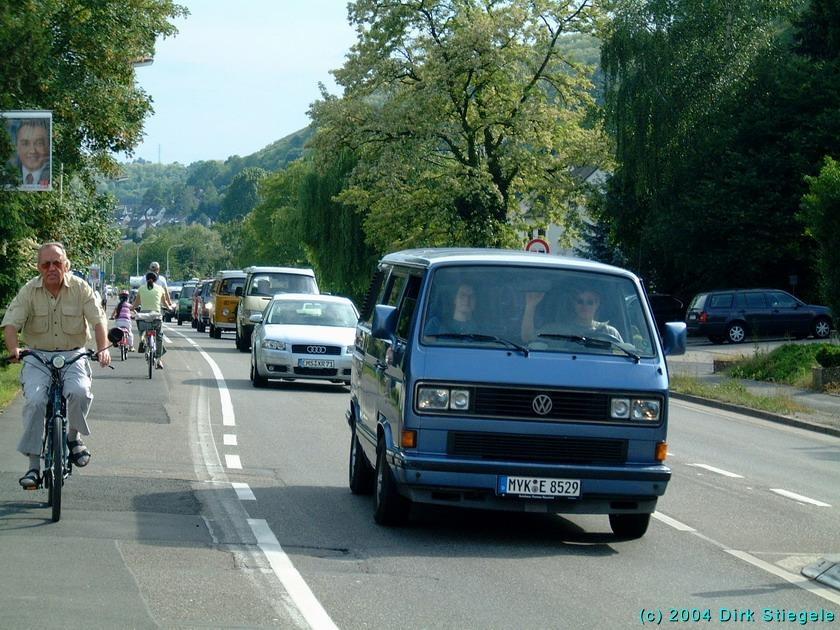 VW Bus Deutschlandtreffen 2004 - 035