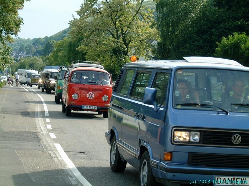 VW Bus Deutschlandtreffen 2004 - 036
