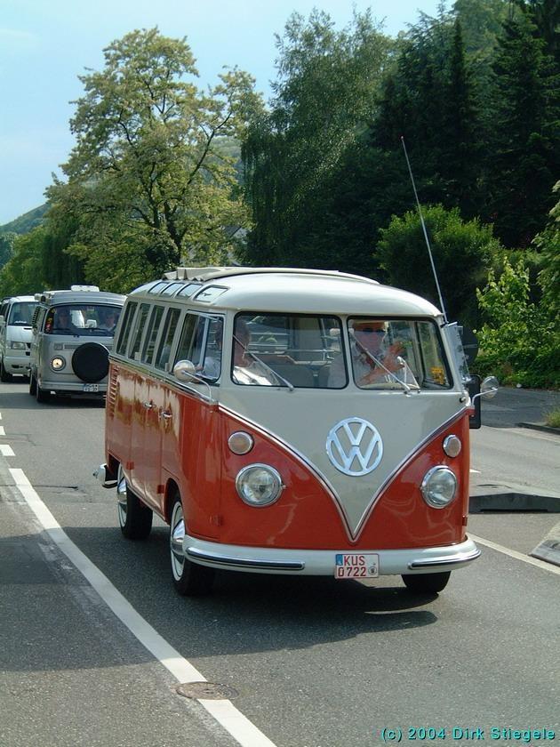 VW Bus Deutschlandtreffen 2004 - 042