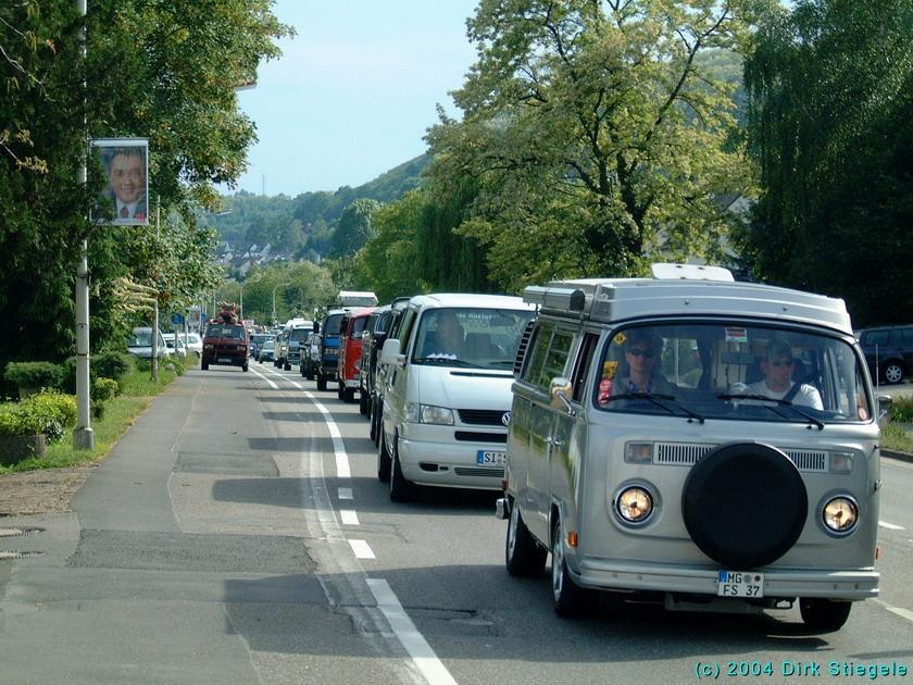 VW Bus Deutschlandtreffen 2004 - 043