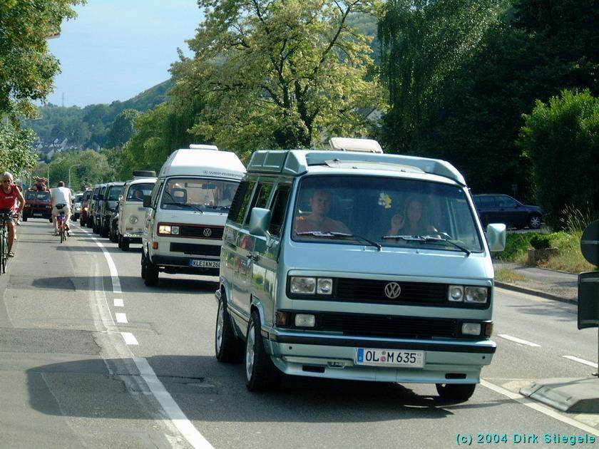 VW Bus Deutschlandtreffen 2004 - 046
