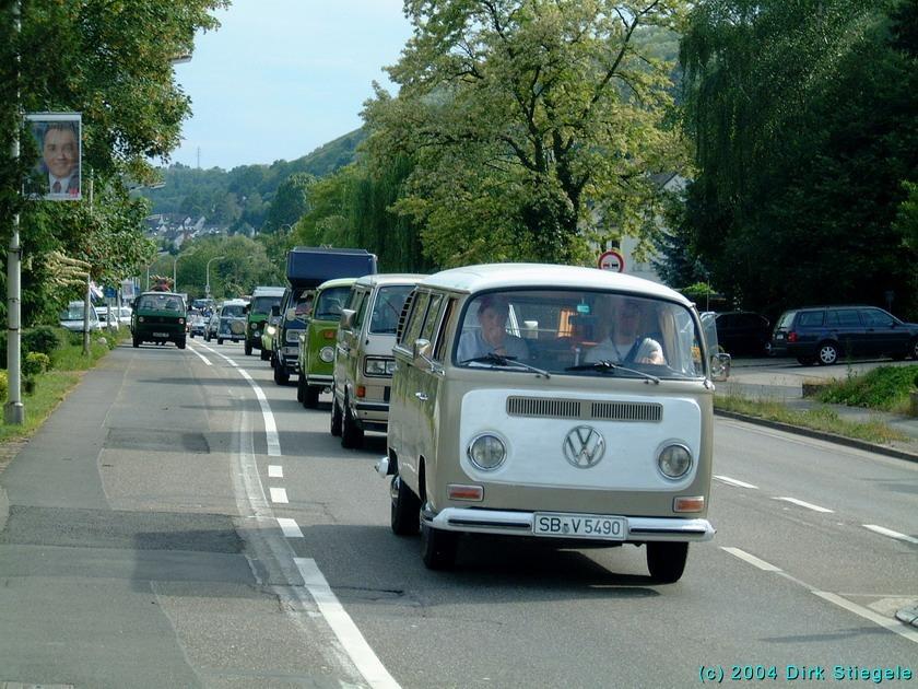 VW Bus Deutschlandtreffen 2004 - 050