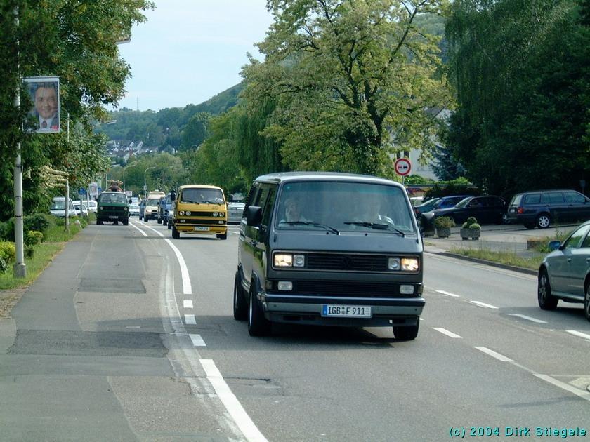 VW Bus Deutschlandtreffen 2004 - 054