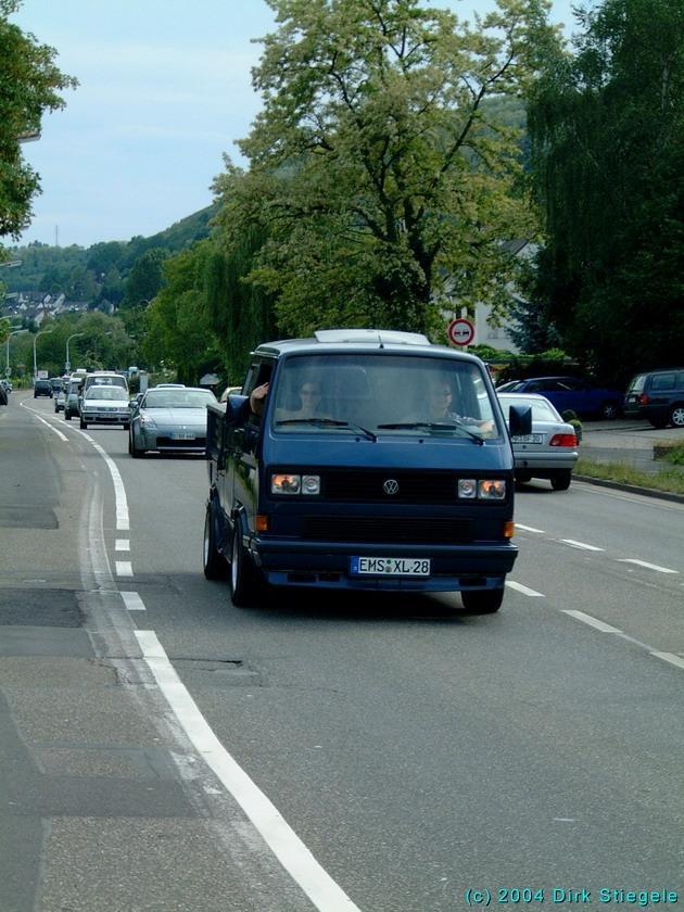 VW Bus Deutschlandtreffen 2004 - 058
