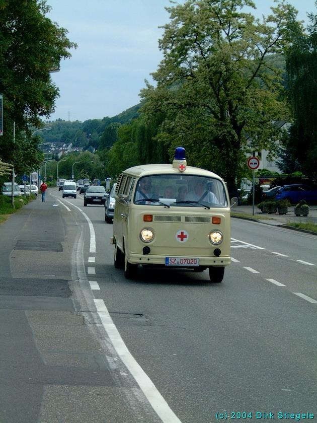 VW Bus Deutschlandtreffen 2004 - 063