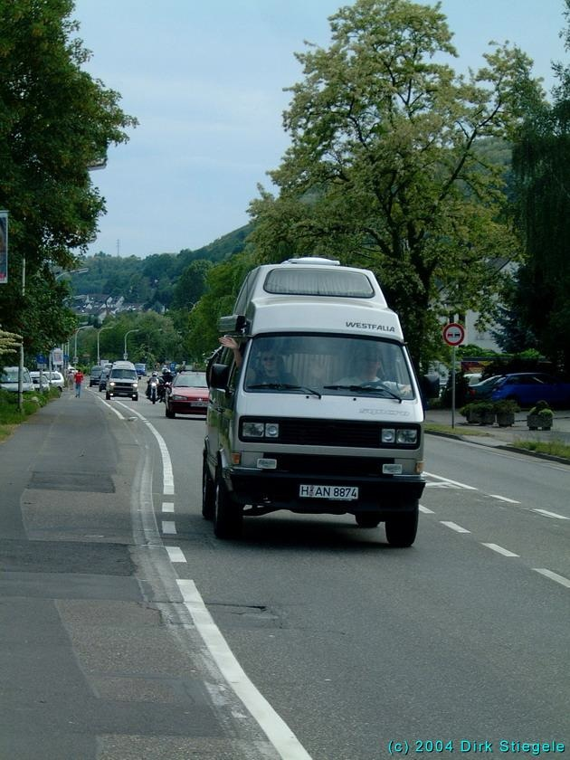 VW Bus Deutschlandtreffen 2004 - 064