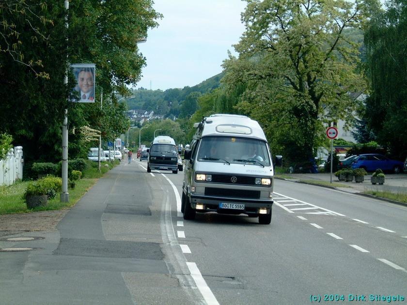 VW Bus Deutschlandtreffen 2004 - 065