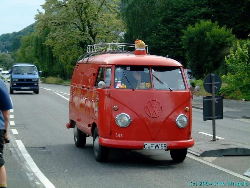 VW Bus Deutschlandtreffen 2004 - 067
