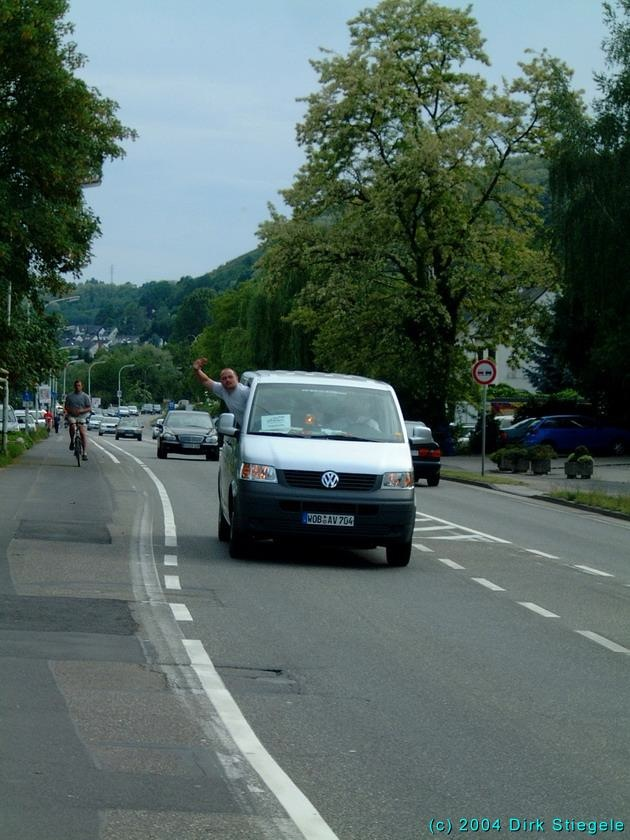 VW Bus Deutschlandtreffen 2004 - 070