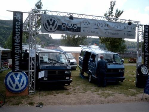 VW Bus Deutschlandtreffen 2004 - 090