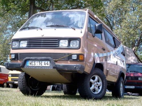 VW Bus Deutschlandtreffen 2004 - 110