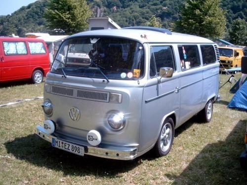 VW Bus Deutschlandtreffen 2004 - 122