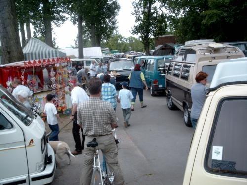 VW Bus Deutschlandtreffen 2004 - 142