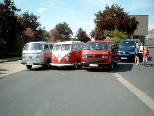VW Bus Deutschlandtreffen 2004 - 150