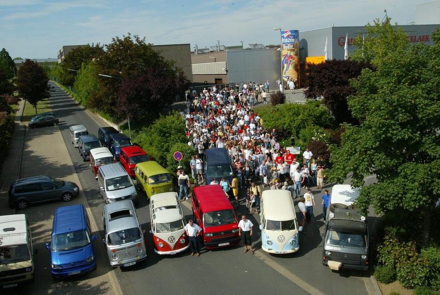VW Bus Deutschlandtreffen 2004 - 160