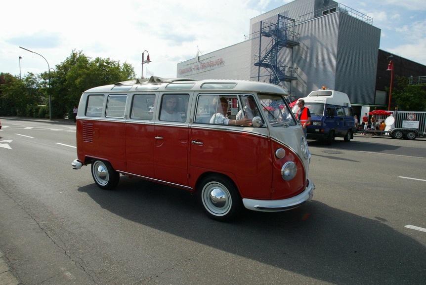 VW Bus Deutschlandtreffen 2004 - 169