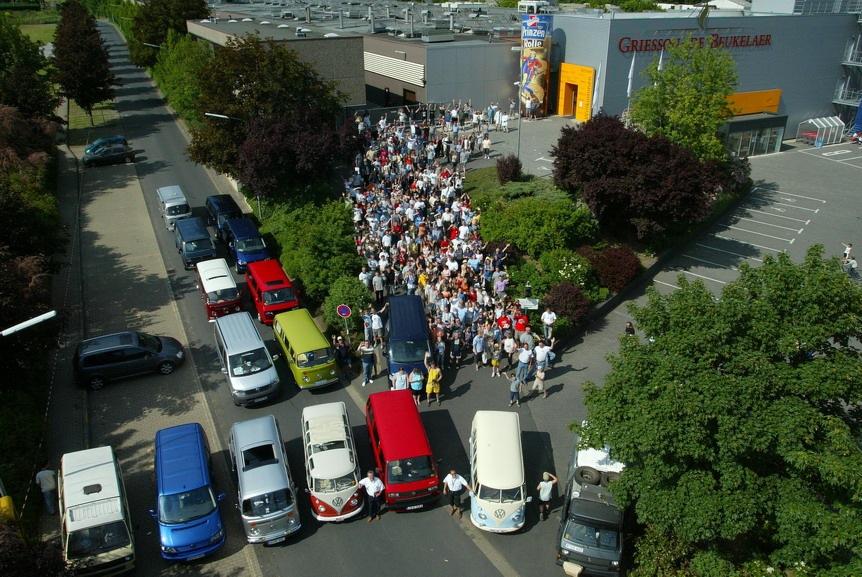 VW Bus Deutschlandtreffen 2004 - 171