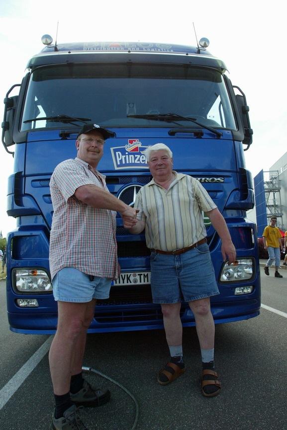 VW Bus Deutschlandtreffen 2004 - 174