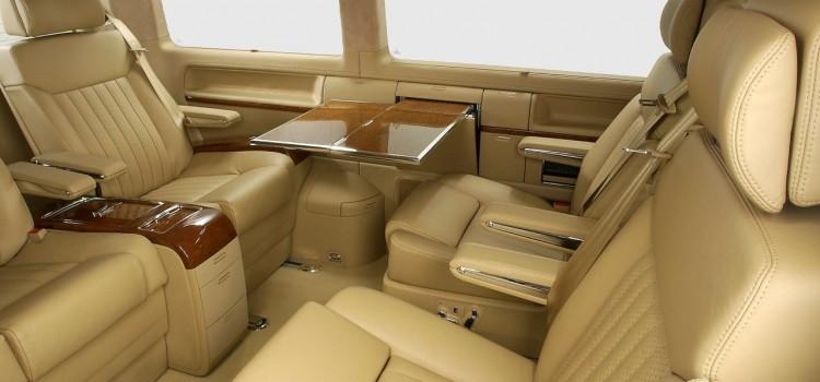 """Studie """"T5 Business"""" auf dem Genfer Auto Salon"""