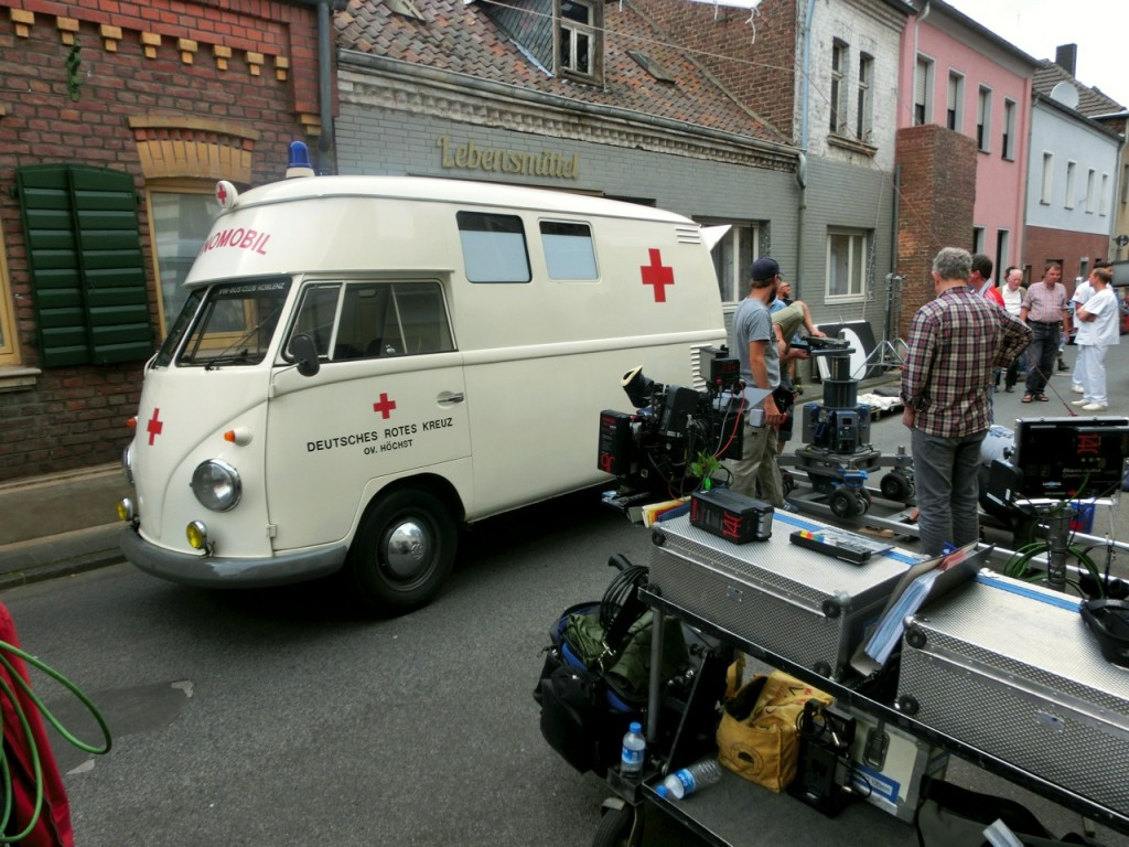 Clino beim Film, foto m.klee-CIMG0334