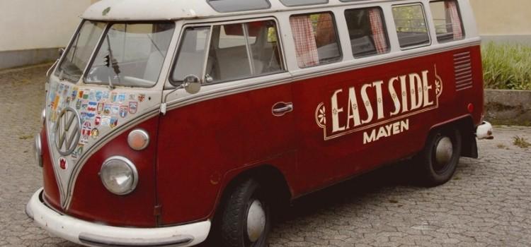 """T1 Samba – """"Eastside"""""""