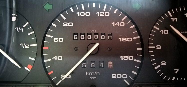 600.000 km geschafft!