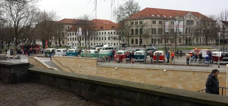 60 Jahre VW Bulli in Hannover