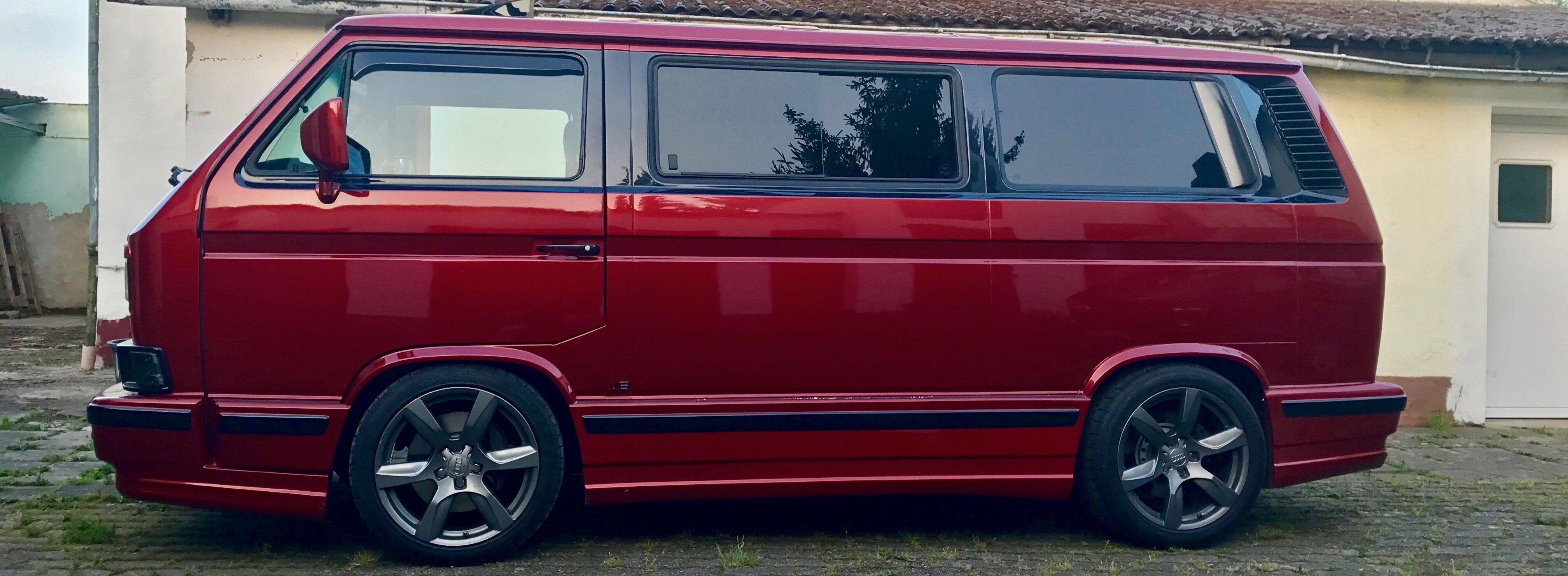 T3 Carat V8