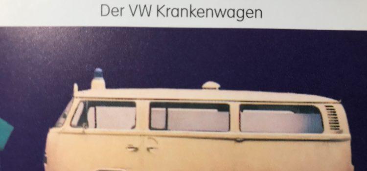 TATÜTATA VW-T2 Krankenwagen gesucht
