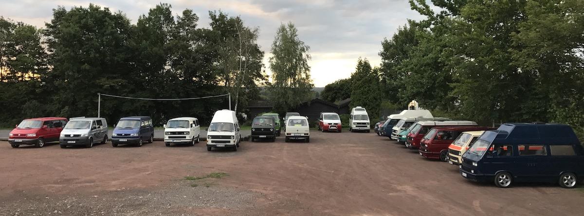 Clubabend VW Bus Club Koblenz