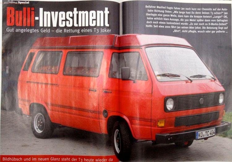 VW Scene 2014 - 1