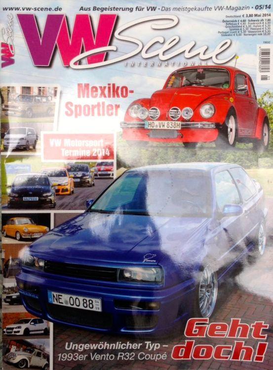 VW Scene 2014 - 4