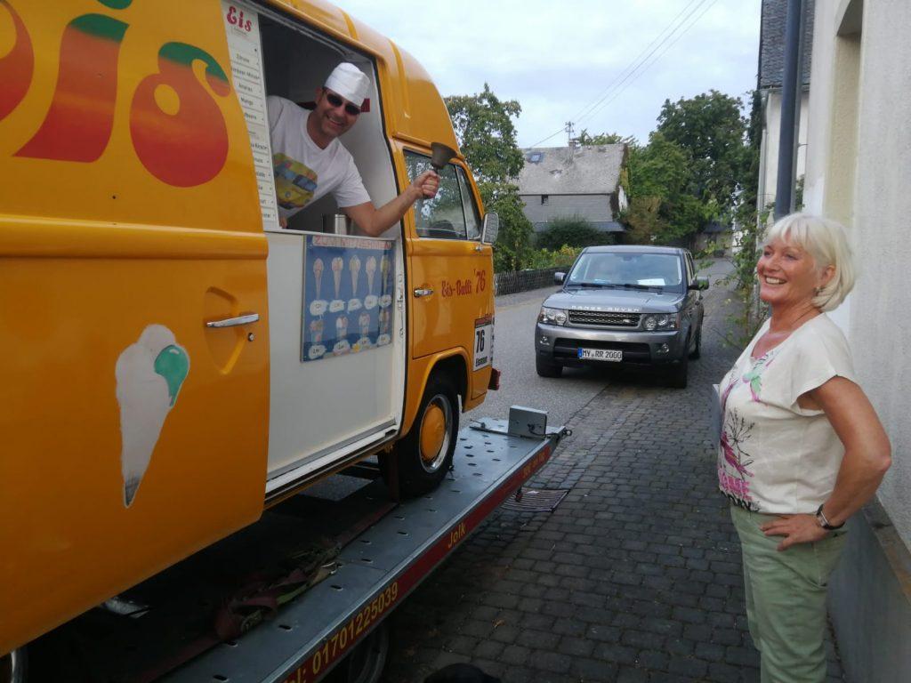 VW T2 Eiswagen