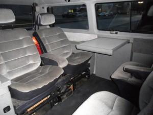 T3 Carat V8 Innenraum