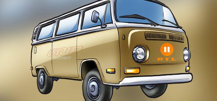 Der GRIP-Bus: Mitmachen und Gewinnen